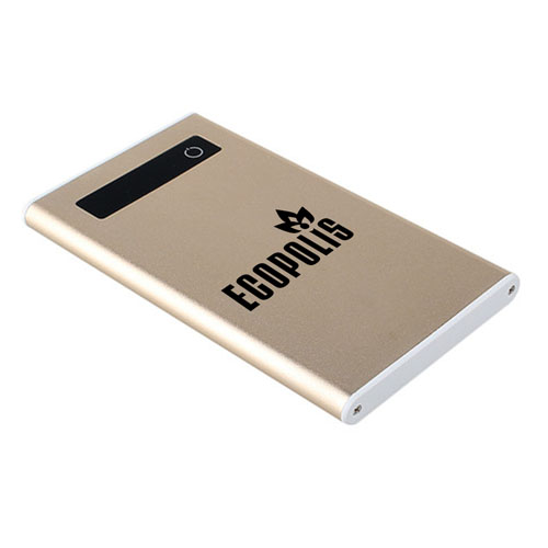 10000mAh Touch Screen External Power Bank Image 2