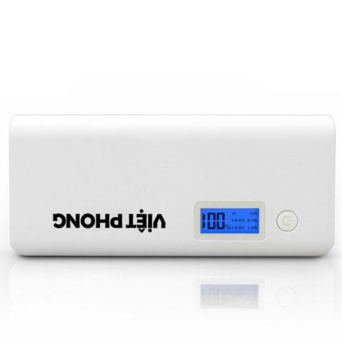 Dual USB 20000mAh Digital Power Bank