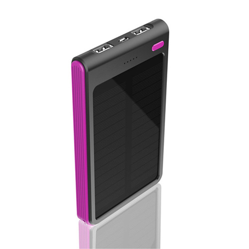 6000mAh Dual USB Solar Power Bank Image 10