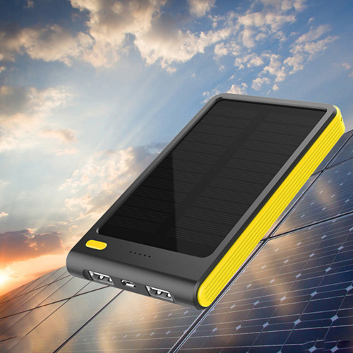 6000mAh Dual USB Solar Power Bank Image 11