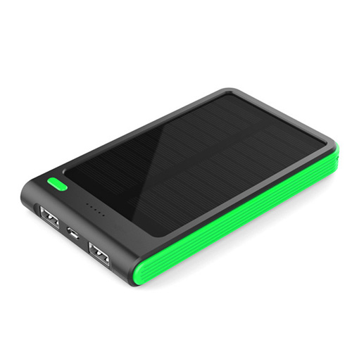 6000mAh Dual USB Solar Power Bank Image 6