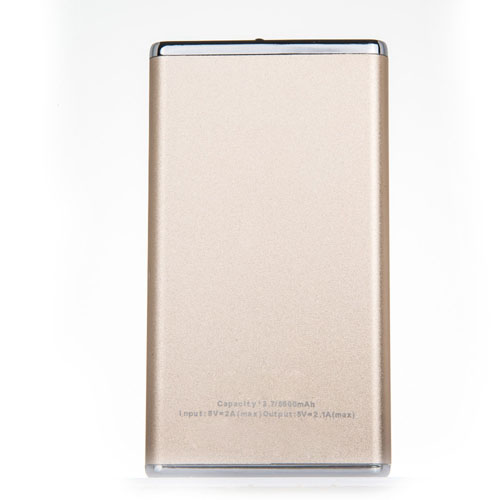 Ultra-Thin 5600mAh Portable Power Bank Image 4