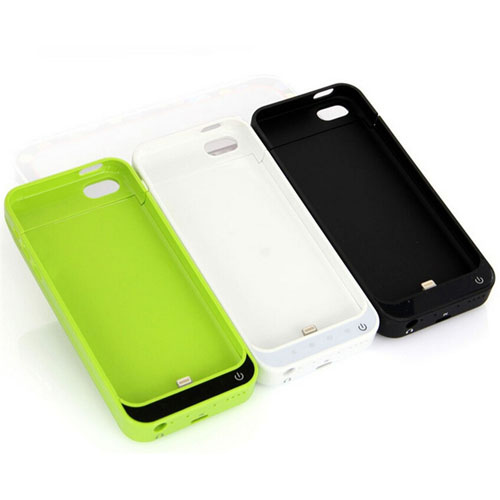 iphone Mobile Case With Power Bank For 5 5S 5C