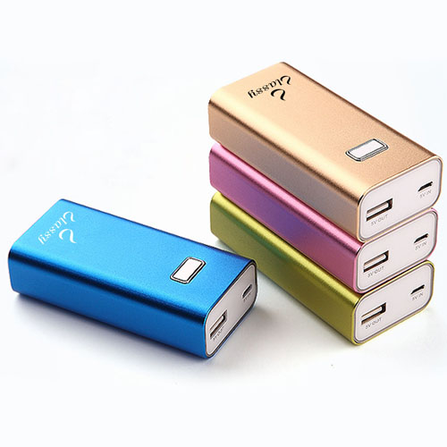 4400mAh Aluminum Alloy Power Bank