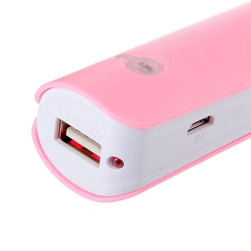 Cute 2600mAh USB Power Bank