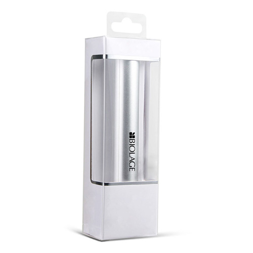 Cylindrical Shaped Power Bank With LED Touch