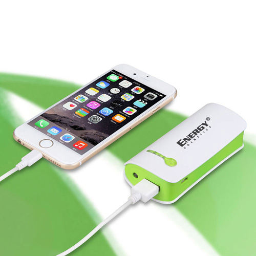 Portable Dual USB Output Power Bank For SmartPhone