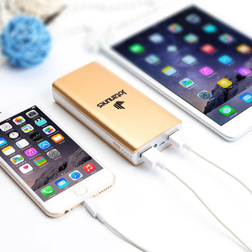 Dual USB 10000mAh Mobile Power Bank Image 3