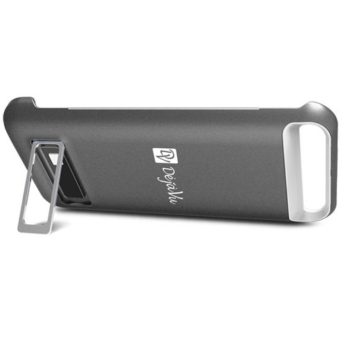 3200mAh LCD Power Bank Case With Built-in Stand Image 3