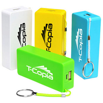5600mAh Power Bank With Hanging Ring