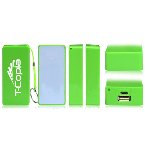 5600mAh Power Bank With Hanging Ring Image 2