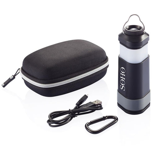 4 in 1 Adventure Power Bank With Carabiner