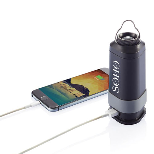 4 in 1 Adventure Power Bank With Carabiner Image 5