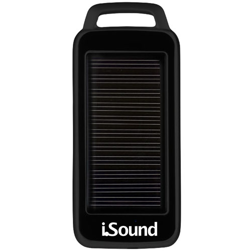 1500mAh Solar Powered Mobile Charger Image 2
