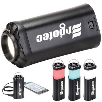 Lantern 6000mAh Power Bank With Flashlight