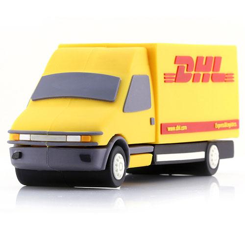 Truck Shape 2600mAh Power Bank