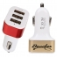 3 USB Ports Car Charger Image 1