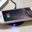 Round Qi Wireless Charging Adapter