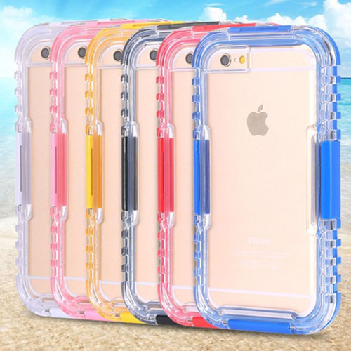 Waterproof Shockproof Phone Cover Case Image 1