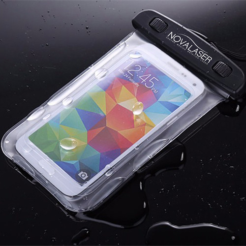 Universal Underwater Waterproof Mobile Pouch