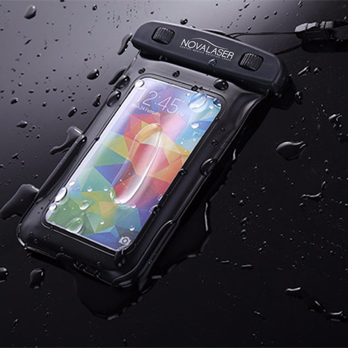 Universal Underwater Waterproof Mobile Pouch Image 5