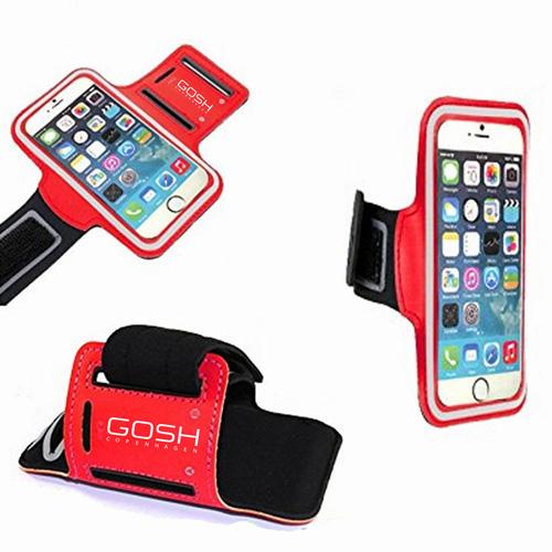 Sports Leather Phone Case Armband Image 2