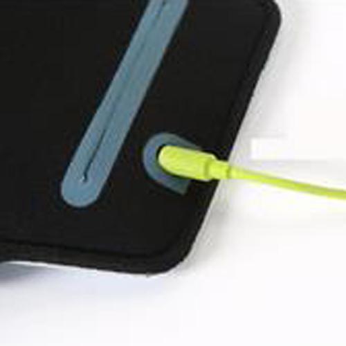 Waterproof Phone Holder Armband With Key Holder