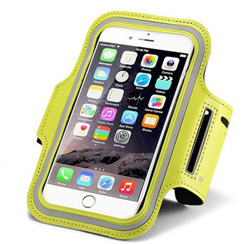Waterproof Neoprene Armband Phone Holder Image 1