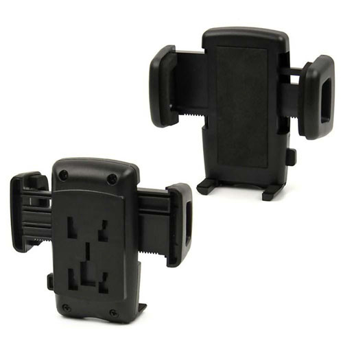 Dual USB Port Car Mount Holder Charger Image 4