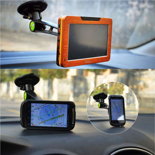 Universal Car Mobile Phone Mount Navigation Holder Image 3