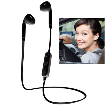 Wireless Stereo Bluetooth Earbud With Mic