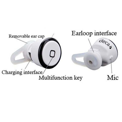 Smallest Wireless Bluetooth Earphone Image 3