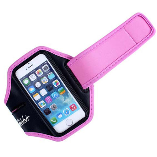 Outdoor Running Phone Holder Armband Image 1