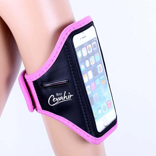 Outdoor Running Phone Holder Armband Image 3