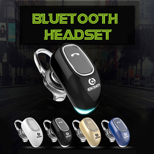 Mini Bluetooth 4.1 Noise Cancelling Earphone Image 4