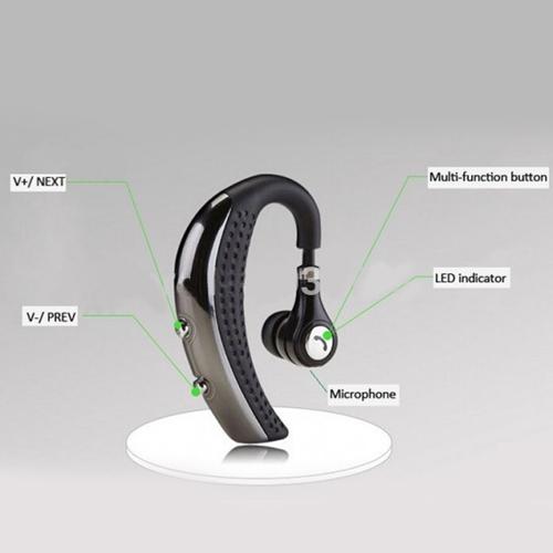 Behind-The-Ear Bluetooth Earphone