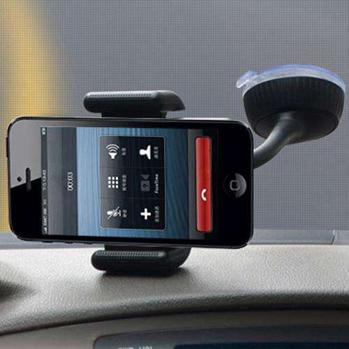 Bluetooth Handsfree Phone Holder With Speaker