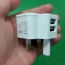 Dual USB UK Plug Wall Charger Image 3