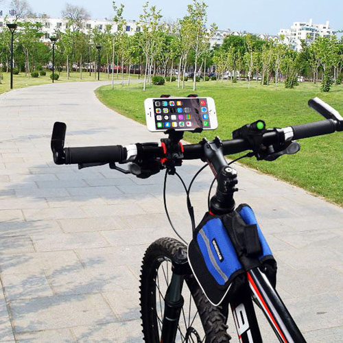 Universal Bike Smartphone Mount Phone Holder Image 3