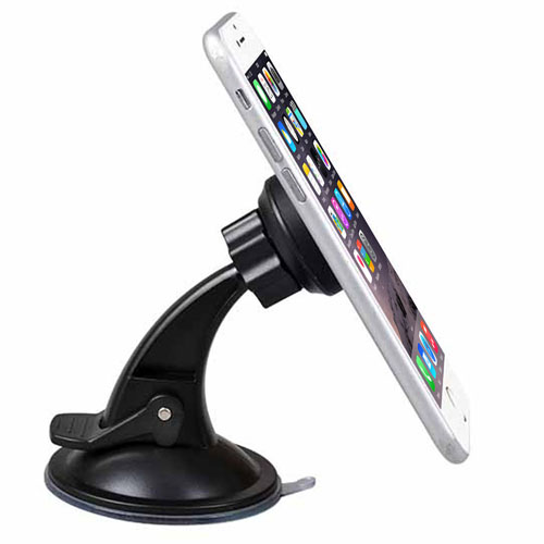 Rotatable Magnetic Sucker Mount Stand