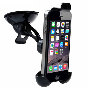 Car Windshield Mount Phone Holder Bracket