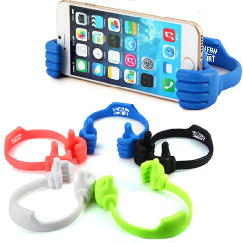 Flexible Portable Thumb OK Phone Stand Image 10