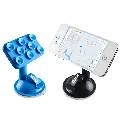 8 Sucking Cup Rotating Car Mount Holder