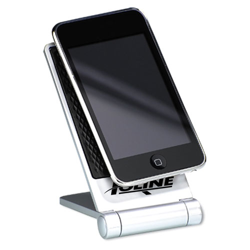 Fold-able Sticky Cell Phone Holder