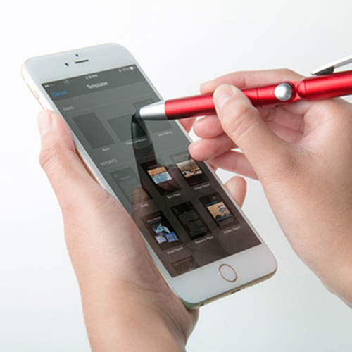 Stylus Pen Holder With Screen Cleaner Image 3