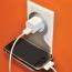 Media Station Phone Charging Holder