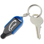 Stylus Screen Cleaner Keychain