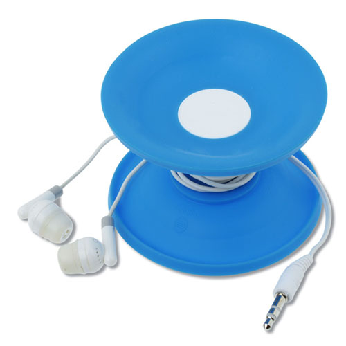 Silicone Spindle Cable Organizer Image 1