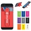 2 In 1 Silicone Mobile Wallet With Stand