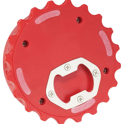 Bottle Cap Shaped Speaker Opener Image 2